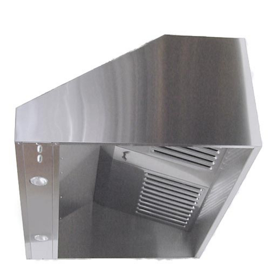 View Larger Image  sc 1 st  KitchenSource.com & Range Hoods - Imperial Wall Mount Canopy Style Range Hood with ...