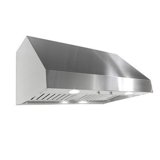 Imperial Wall Mount Canopy Style Range Hood with Optional Inline Blower  sc 1 st  KitchenSource.com & Range Hoods - Imperial Wall Mount Canopy Style Range Hood with ...