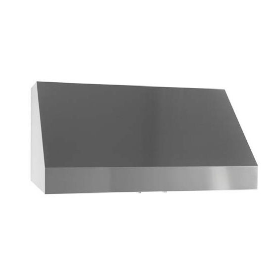 Imperial WH1900SD4SB Wall Mount Range Hood with Air Ring Fan, 400 CFM - Meets International Builder Code