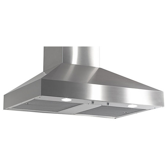 "Imperial WHP1900PS-K Wall Mount Range Hood by Imperial, 1000 CFM, 10"" Duct, Stainless Steel"