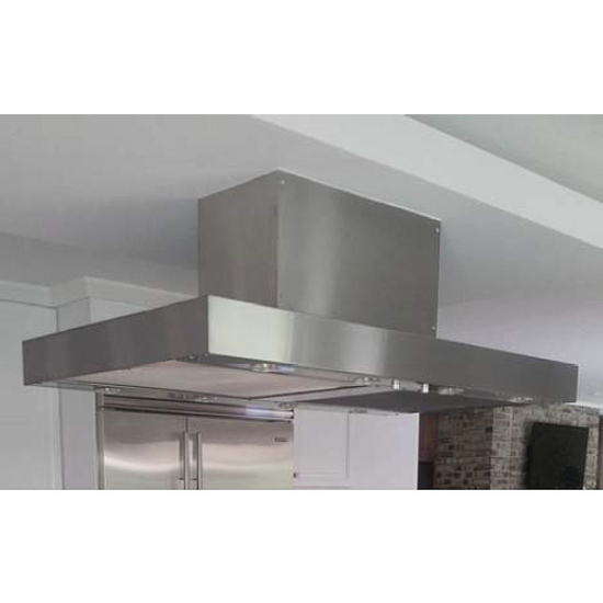 Imperial ISN2000PS Contemporary Slim Line Island Range Hood