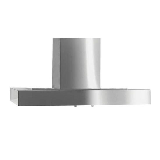 Imperial ISN2000PS Contemporary Slim Line Island Range Hood with Slim Baffle Filters