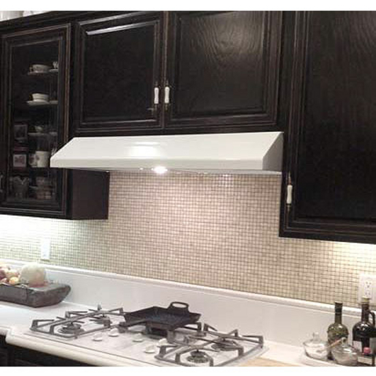 Range Hoods, Imperial Step Slope Under Cabinet Mount Range Hood ...