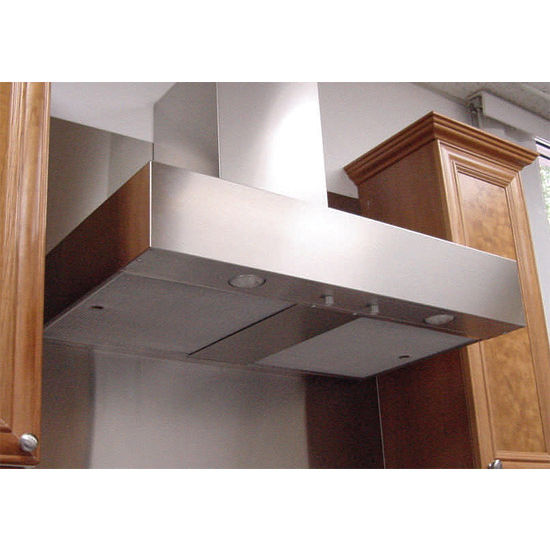 Imperial WHN2000PS Contemporary Slim Line Wall Range Hood