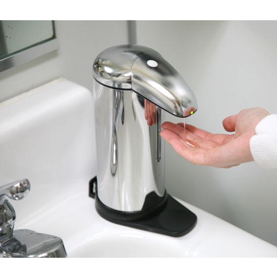 iTouchless 16 oz. Touch-Free Sensor Soap Dispenser