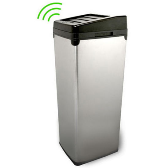 iTouchless Fully Automatic Trashcan� SX 14-Gallon