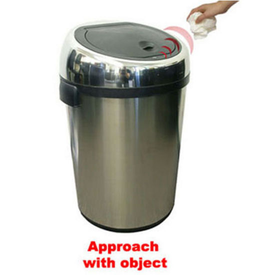 Trash Cans Itouchless 23 Gallon Large Commercial Size