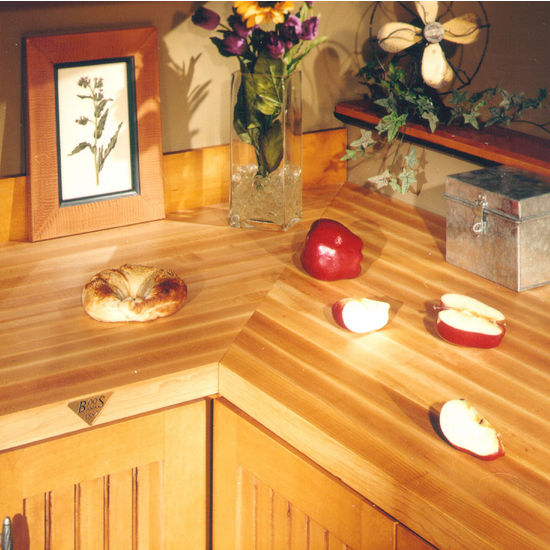 Best Finish For Butcher Block Countertop: Butcher Block Countertops