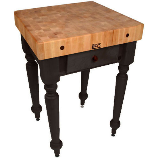 "30"" W Cucina Rustica Work Table by John Boos"