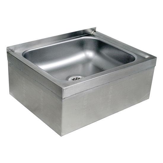 John Boos Mop Sink, 16 Gauge