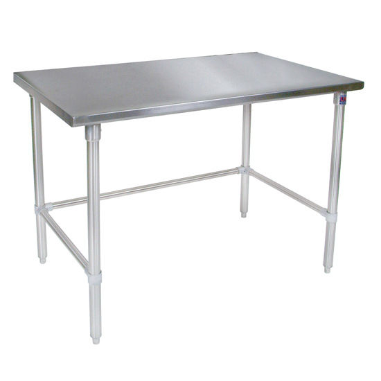 John Boos 16-Gauge Stainless Steel Work Table