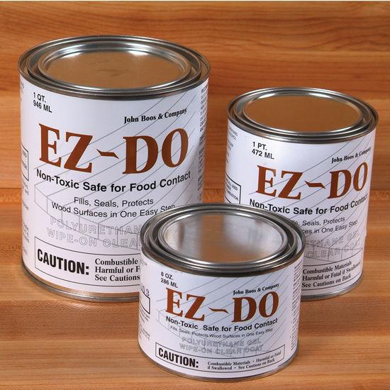 John Boos EZ-DO  Non-Toxic Polyurethane Gel