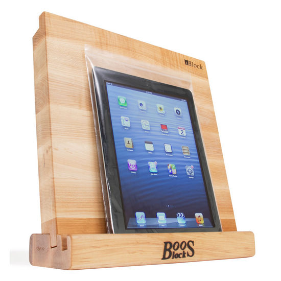 John Boos iBlock Cutting Board & Stand
