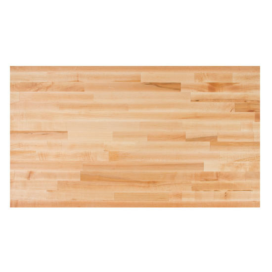 island tops blended maple kitchen island top 1 1 2