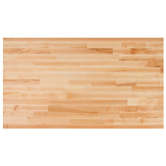 Butcher Block Countertops Blended Maple 25 Deep