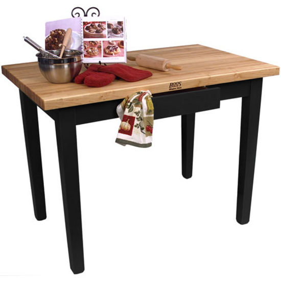 Kitchen Islands 24 39 39 Deep Classic Country Work Table By