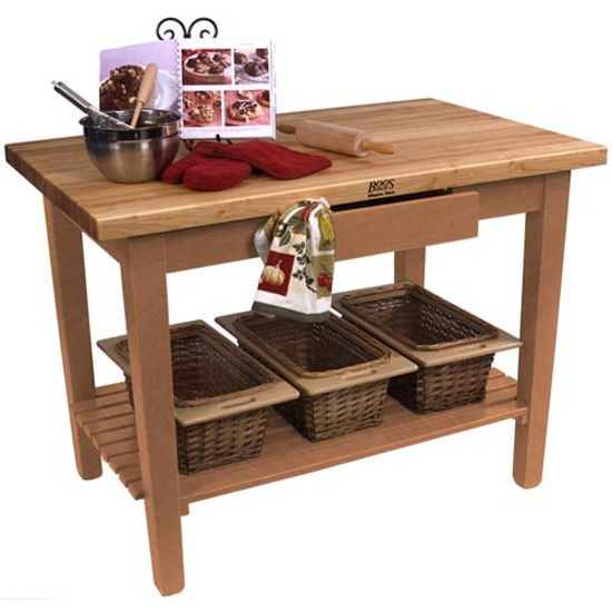 kitchen work tables islands kitchen islands 30 classic country work table 6576