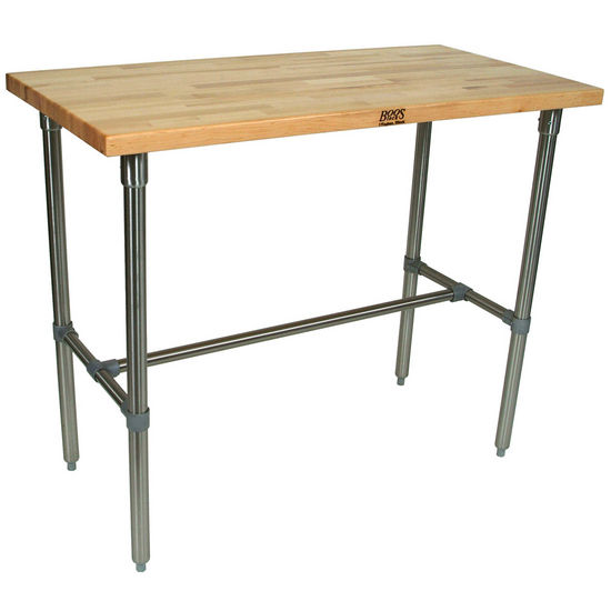 Cucina Classico Work Table Kitchen Island by John Boos