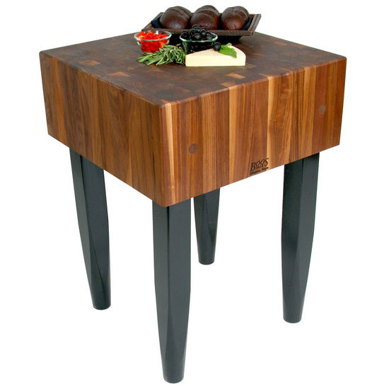 John Boos Solid Walnut Butcher Blocks