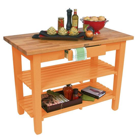 kitchen islands john boos oak table boos block available