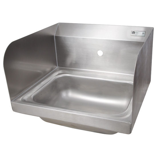 Pro Bowl Fabricated Space Saver Wall Mount Hand Sink Made