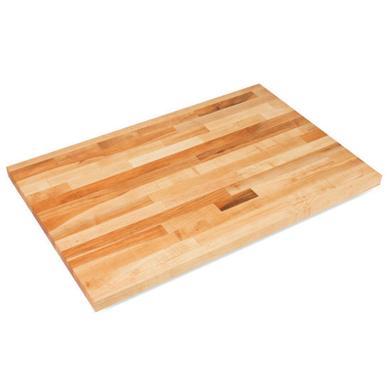 1½ Thick Hard Maple Worktable Top