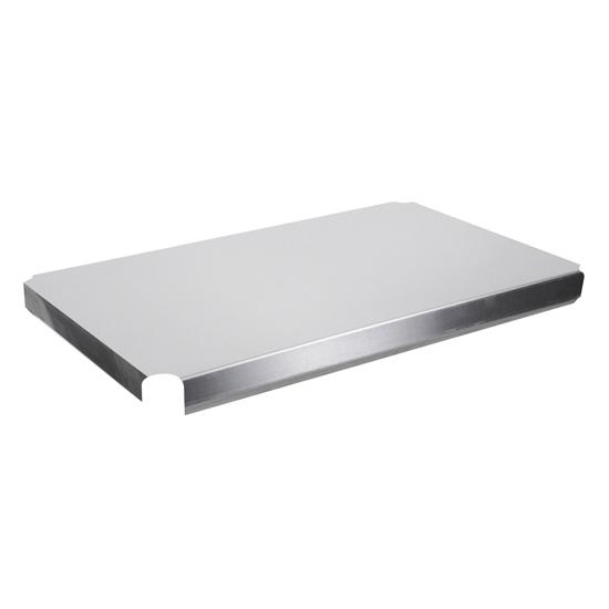 Bakery Work Table Stainless Steel Shelves