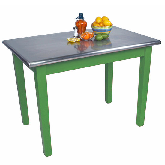 Kitchen Islands - Cucina Moderno Kitchen Work Tables With