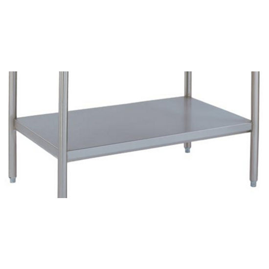 Stainless Steel Shelves for Stallion Work Tables