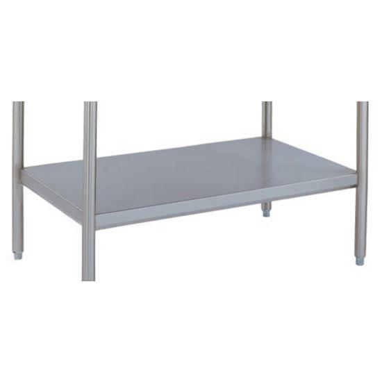 Stainless Steel Shelves for Stallion Work Tables