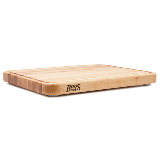 John Boos Tenmoku Cutting Board with Juice Groove