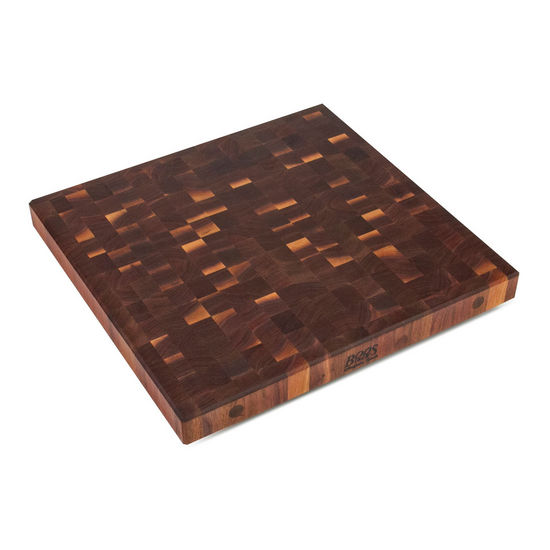 John Boos 3 American Black Walnut End Grain Butcher