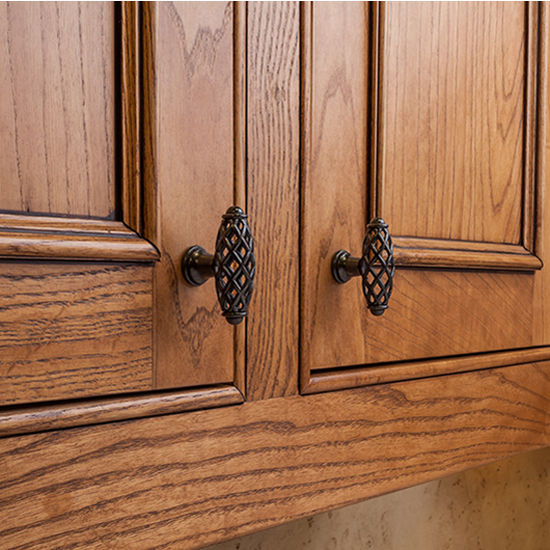 Tuscany Collection Birdcage Cabinet T-Knob 2-5/16'' Wide in ...
