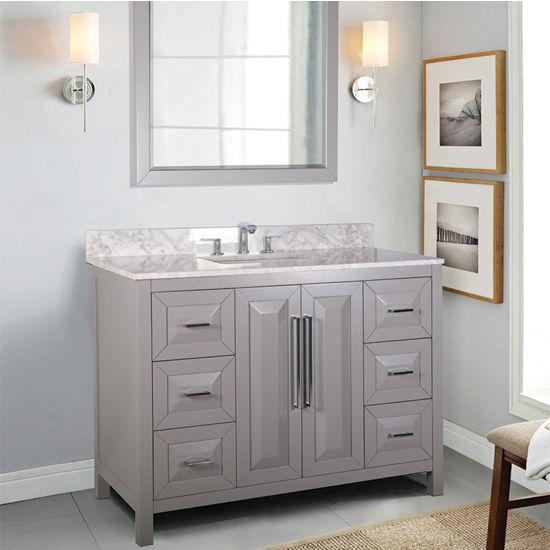 Jeffrey Alexander Cade Contempo Bathroom Vanity