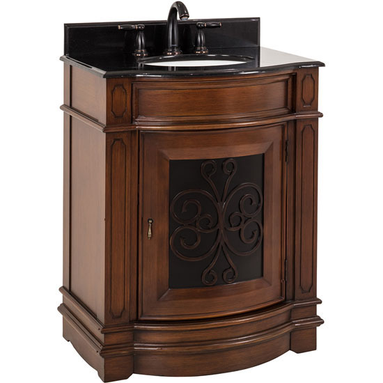 Jeffrey alexander abbott bath elements bathroom vanity - Jeffrey alexander bathroom vanities ...