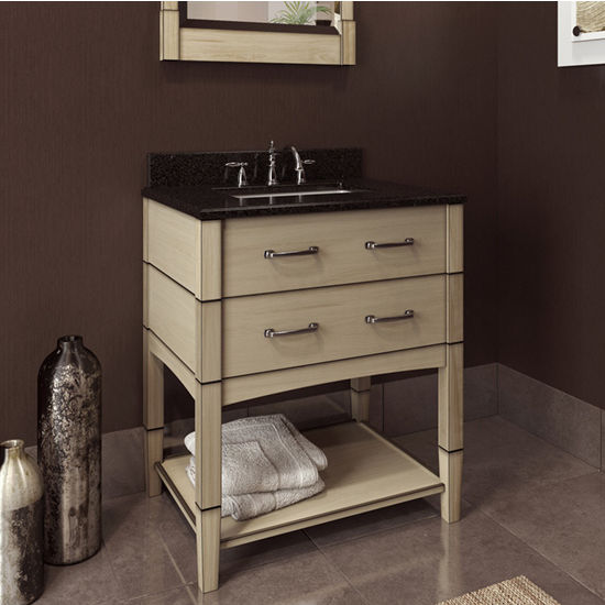 Jeffrey alexander concord contemporary bathroom vanity - Jeffrey alexander bathroom vanities ...