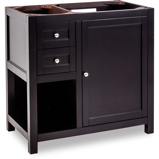 Jeffrey Alexander Astoria Modern Bathroom Vanity With