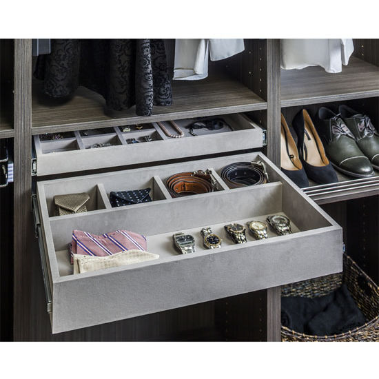 Jewelry Organizer Drawer Kit With 5 Compartments Includes