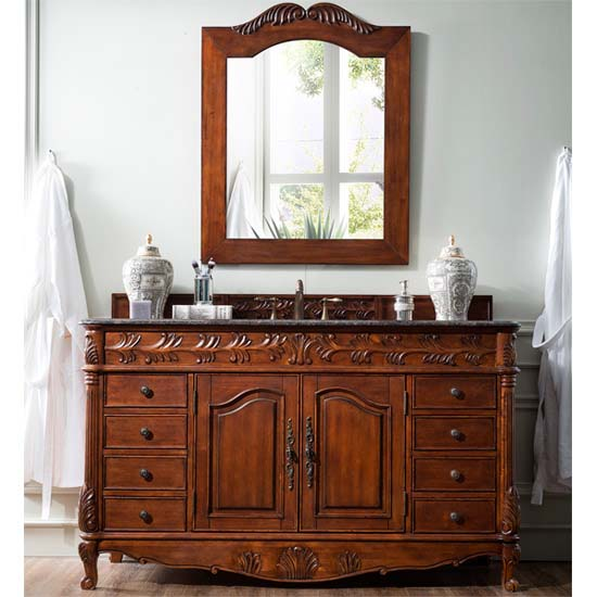St James 60 Vanity By James Martin Furniture Kitchensource Com