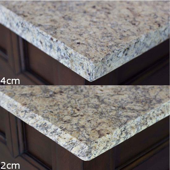 2 cm granite countertops home design ideas and pictures for 3 4 inch granite countertops