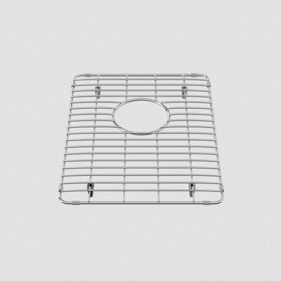 Julien ProChef #ui-ih-g-1216.jpg, 11-3/8''W x 15''D x 1-1/4''H, <b>Grid Dimensions:</b> 11-3/8''W x 15''D x 1-1/4''H<br><b>Designed for Sink Measuring:</b> 12W x 16D
