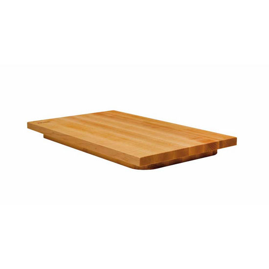 JULIEN 210048 Hard Rock Maple Wood Cutting Board for JULIEN Sink Bowl Measuring 17'' (front-to-back)