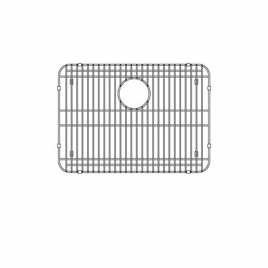 JULIEN 200404 Stainless Steel Sink Grid