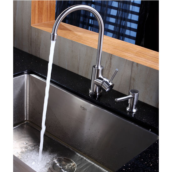 24 Inch Stainless Steel Farmhouse Sink : -SD20 Stainless Steel 30 inch Farmhouse Single Bowl Kitchen Sink ...