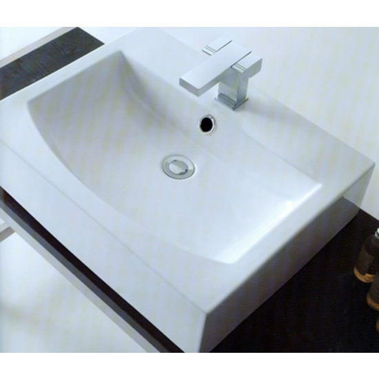 Cantrio Koncepts Ceramic Vessel Bathroom Sink
