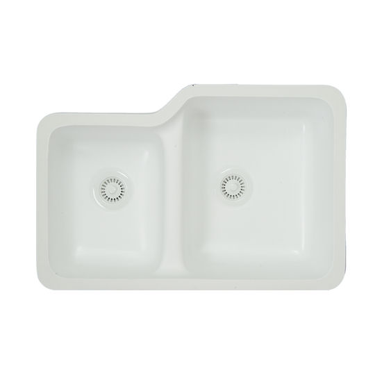 Karran Tuscany Double Bowl Under Mount Sink