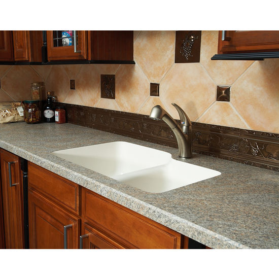 Karran Sorrento Double Bowl Under Mount Sink