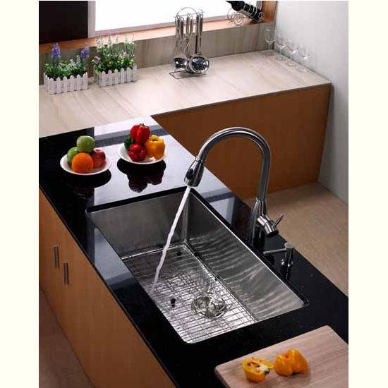 Kraus Stainless Steel Bottom Grid For Kitchen Sink