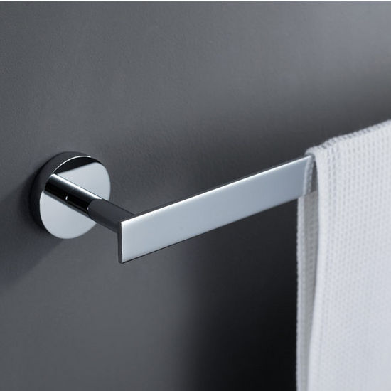 Kraus Imperium Bathroom Towel Bar 600mm