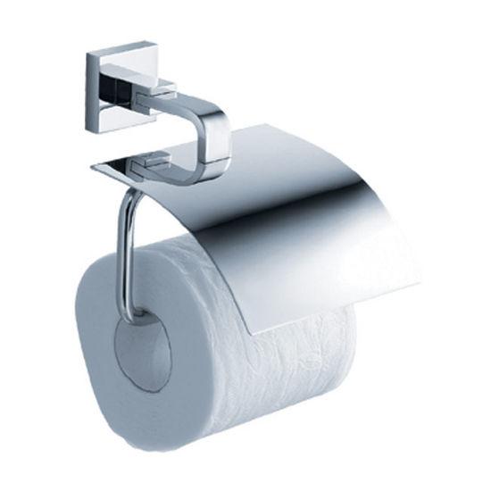Kraus Aura Bathroom Tissue Holder with Cover